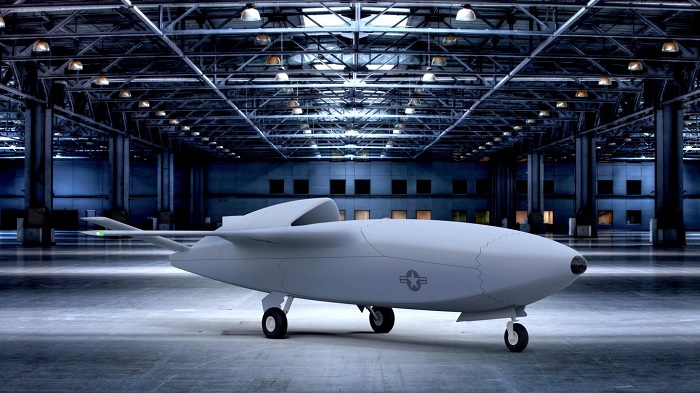 BAE Systems将为美国空军设计昂贵的Skyborg战斗无人机