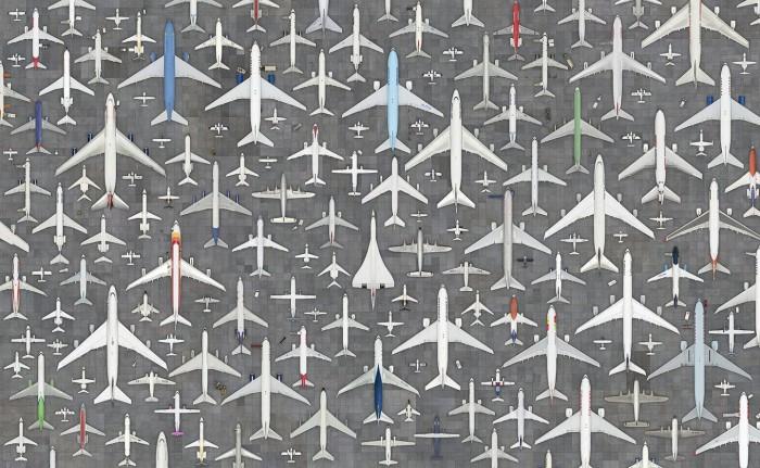 2020年航空摄影大奖获奖作品赏析
