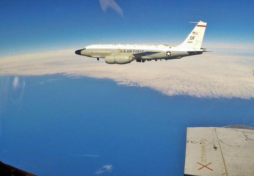 俄罗斯战斗机接连两天在白令海拦截美军机