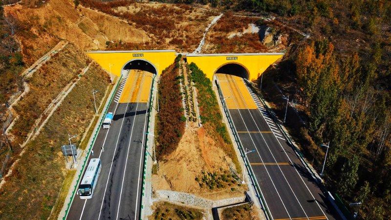 济泰高速10月底前正式通车 沿线各区镇均设置出口
