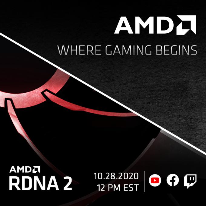 AMD Radeon RX 6000显卡PCB曝光:Big Navi GPU需要双8-pin供电