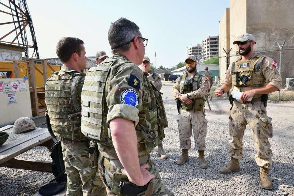 伊拉克将延续与北约和国际联军的合作关系 共同打击极端组织