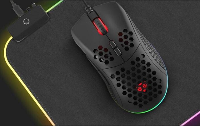 Genesis推出Krypton 550轻量级游戏鼠标 售36.99美元