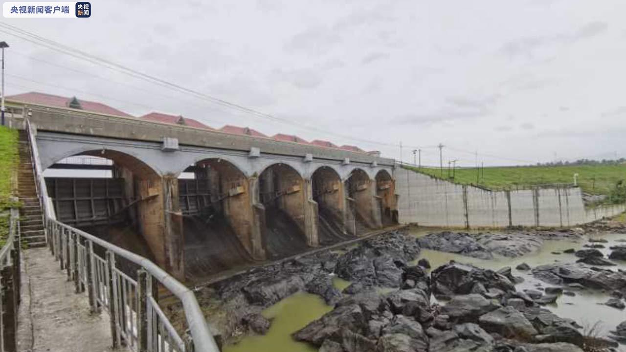 """受台风""""沙德尔""""影响 海南发布自然灾害综合风险预警提示图片"""