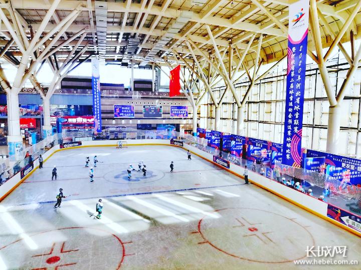 承德市协会队领衔晋级 省冰雪联赛东部赛区冰球项目圆满收官