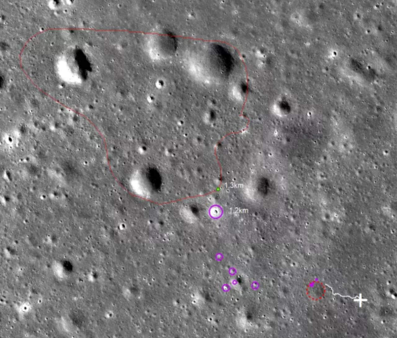 嫦娥四号完成第23月昼工作 嫦娥一号发射13周年图片