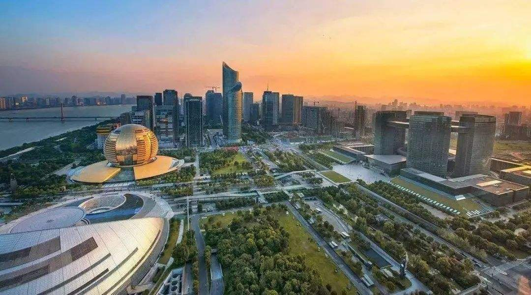 前三季度杭州市生产总值11567亿元,同比增长3.2%图片