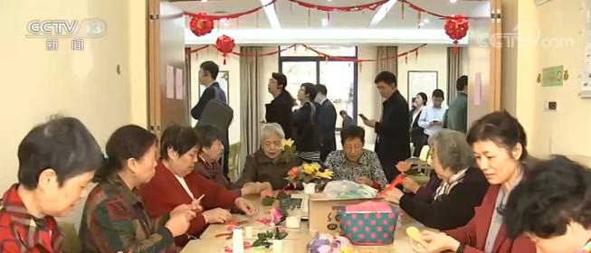 民政部:投入50亿中央财政资金 试点社区养老图片