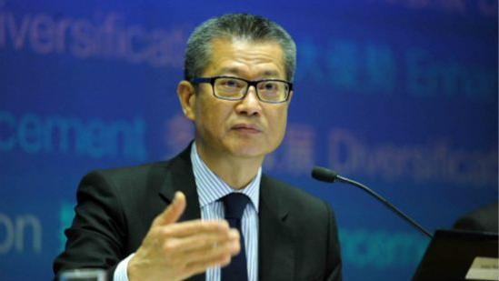 香港特区财政司司长:内地经济持续好转有助香港经济恢复生气图片