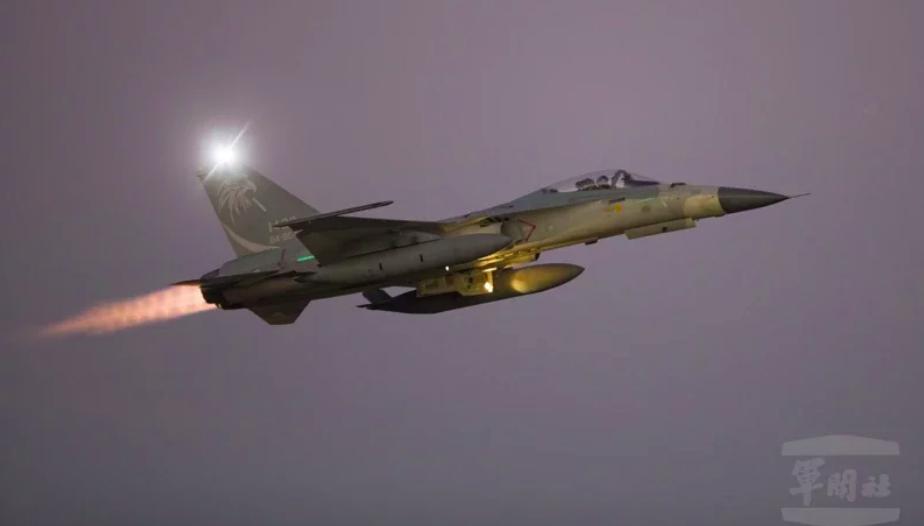 "IDF战机。图源:台湾""军闻社""资料图"