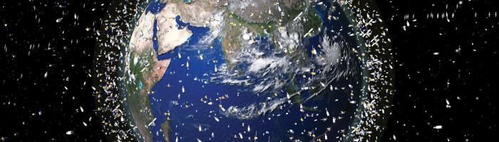 人造物体在太空解体超500例 大量碎片威胁航天器安全
