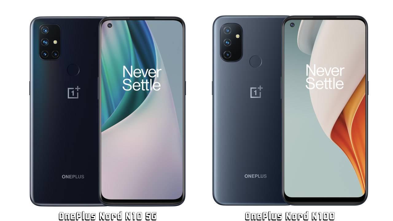 一加在海外发布两款经济型手机:Nord N10 5G和N100