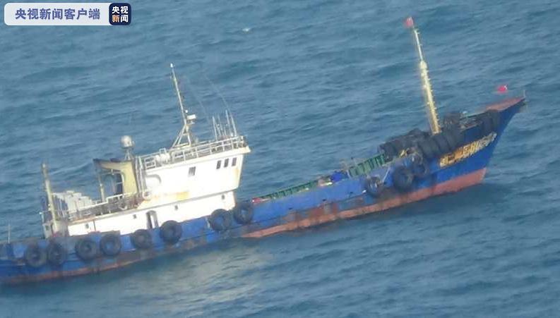 浙江温州北麂岛附近水域 一艘渔船上3人氨中毒图片