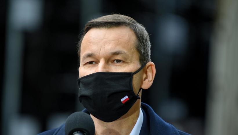 波兰新增新冠肺炎确诊病例10241例 波总理呼吁遵守限制规定
