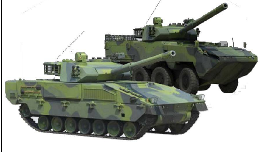 菲律宾陆军将采购以色列轻型坦克和装甲车