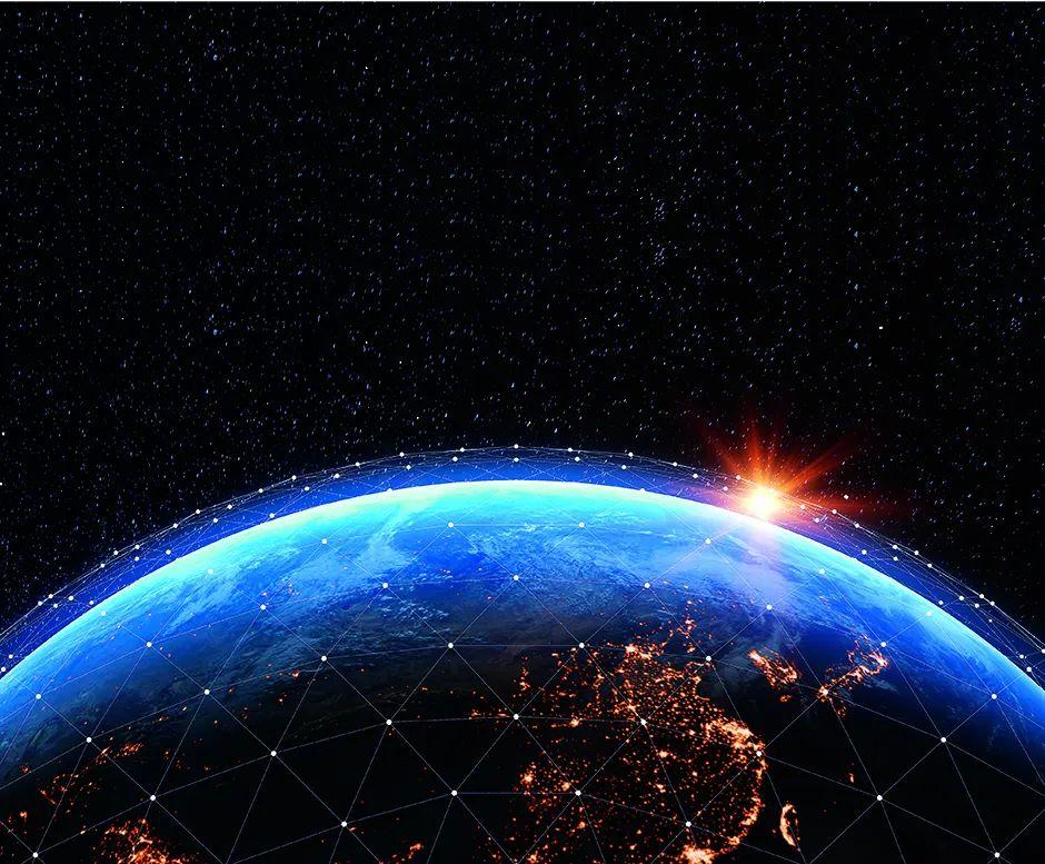 卫星互联网拥有辽阔的市场潜力。图/视觉中国
