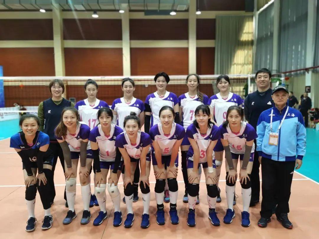 复旦女排班底!上海大学生女排8胜1负,进入全国学生运动会决赛!图片