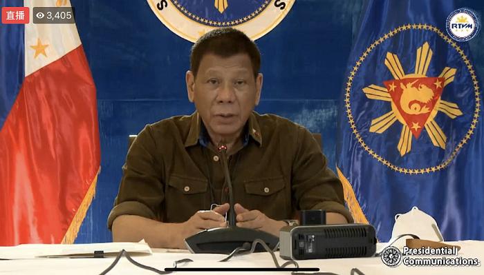 """菲律宾首都地区将维持""""一般社区隔离""""至11月底"""
