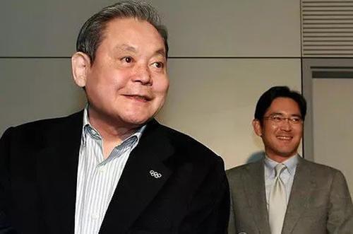 韩媒:李在镕或成为三星掌门人!三星表示尚未讨论