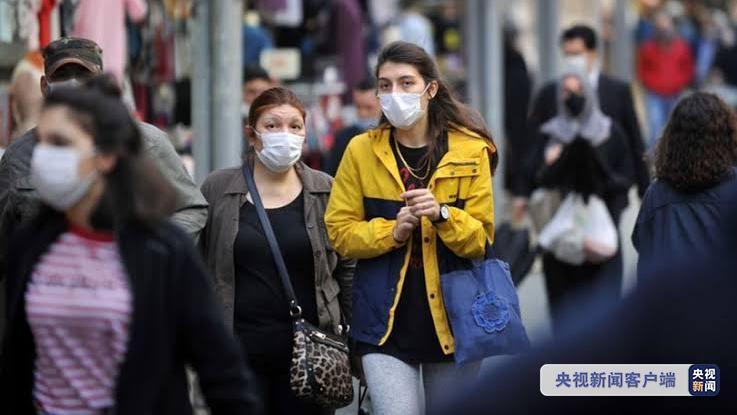 疫情反弹明显!中国驻伊斯坦布尔总领馆再次发布提醒图片