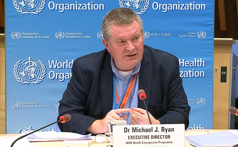 世卫组织:欧洲区域是当前疫情中心