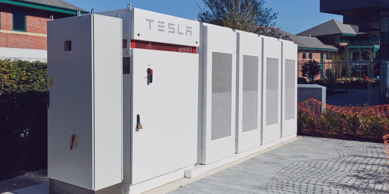 """特斯拉启动英国能源计划 可能推出大型""""虚拟发电厂""""项目"""