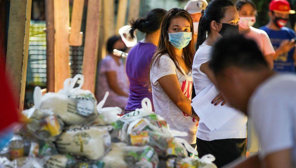 菲律宾新增1524例新冠肺炎确诊病例 累计达373144例