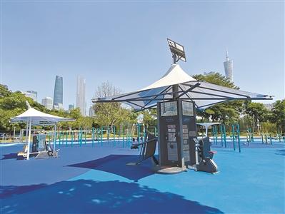 广州正制定新规划促体育设施均等化
