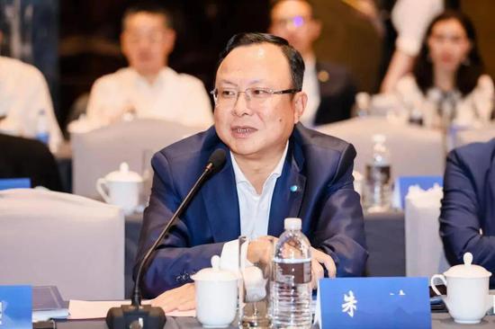 朱健正式担任上海银行行长一职 银行业陆续迎来跨界高管