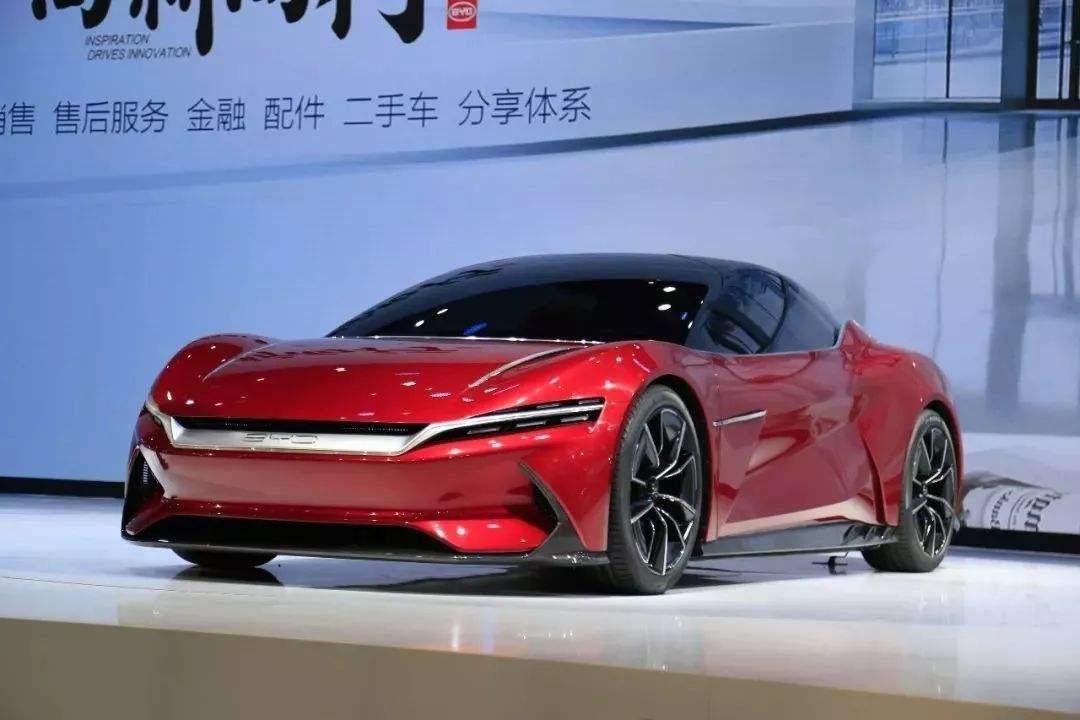 比亚迪即将推出全新电动车平台 首款车型明年上海车展发布