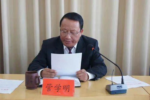 免职3个月后,甘肃嘉峪关市中院原副院长管学明被查图片