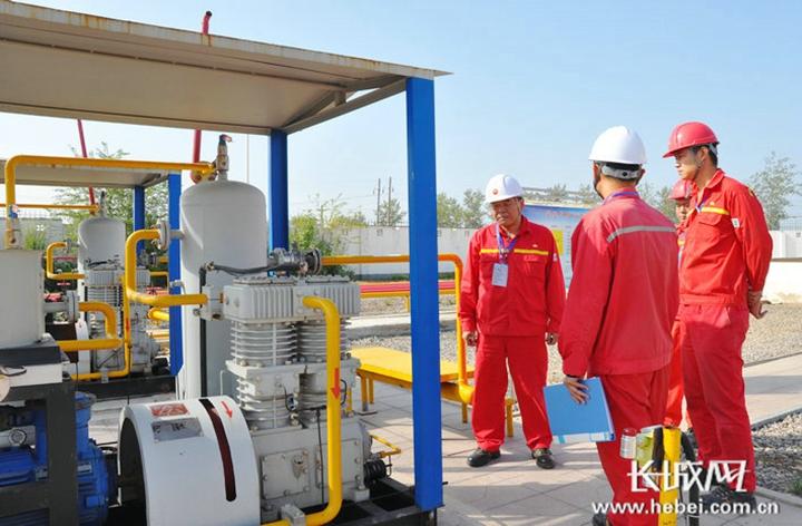 中石油大港油田采油三厂织密安全环保防控网