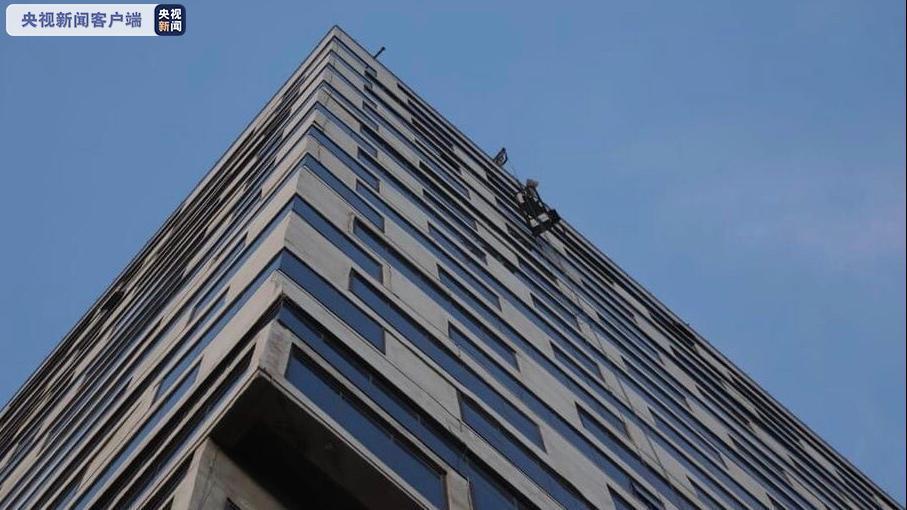 三名缅甸工人从曼德勒一酒店31层坠落身亡
