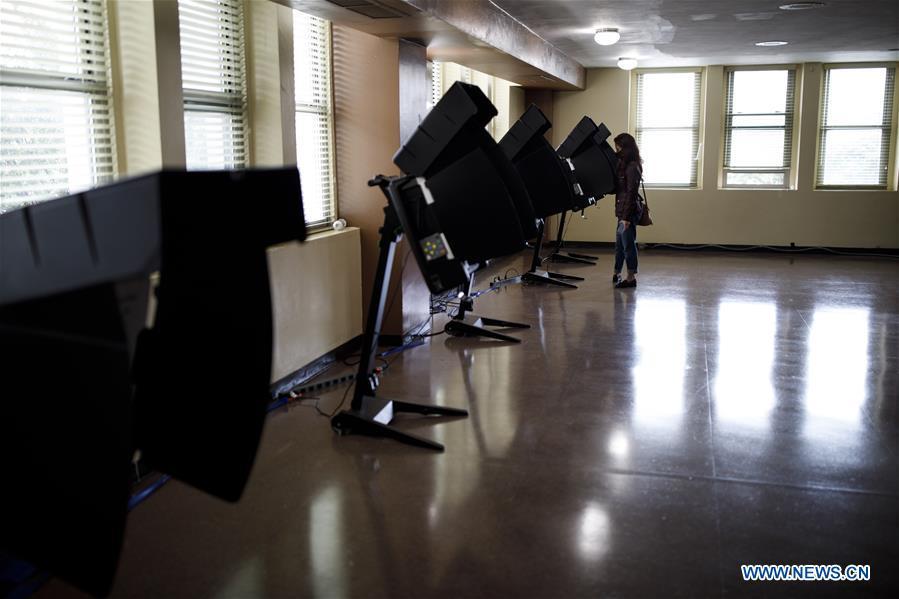 U.S.-WASHINGTON, D.C.-EARLY VOTING-PRESIDENTIAL ELECTION
