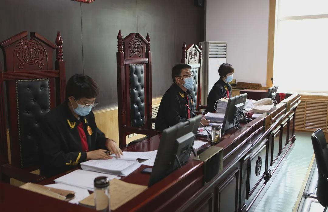 【扫黑除恶】青山区人民法院一审公开宣判赵明等五名被告人涉恶刑事案件