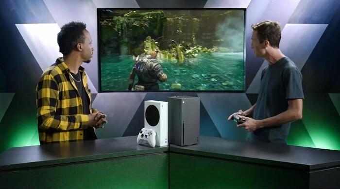 微软证实Xbox Series X将支持所有老游戏 需要Kinect传感器的除外