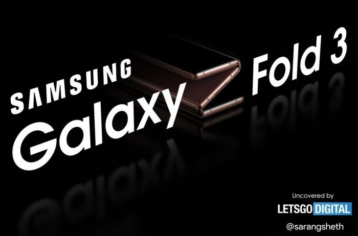 [图]三星Galaxy Z Fold 3专利图曝光:双折叠 带滑出式键盘