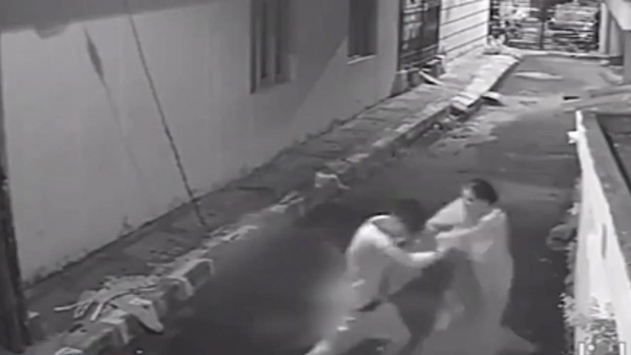 印度一名年轻男子性骚扰40岁妇女 数小时后男子落网