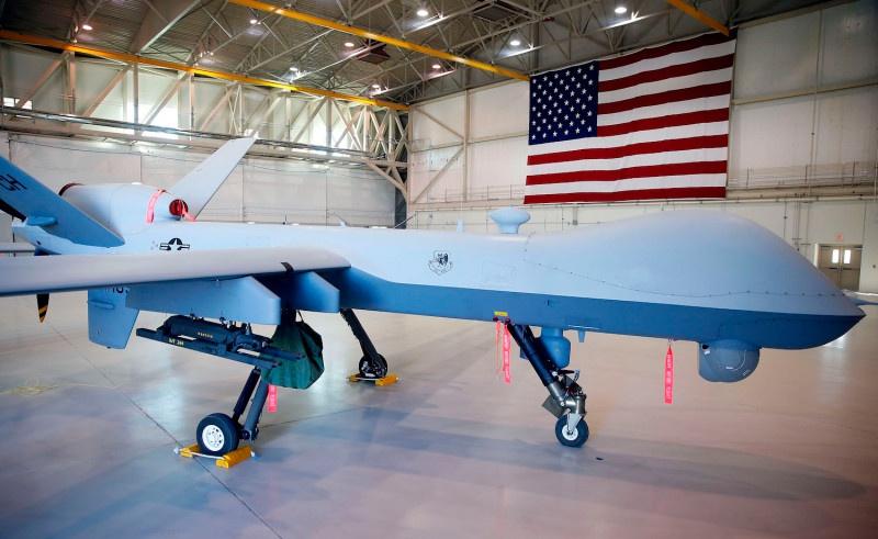"""没钱?印度想从美国购买无人机 官员坦言""""钱成了问题"""""""