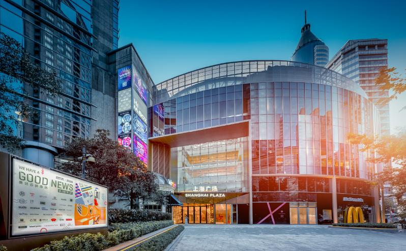 """布局城市更新,上海广场造就""""艺术大众化""""的商办同圈"""