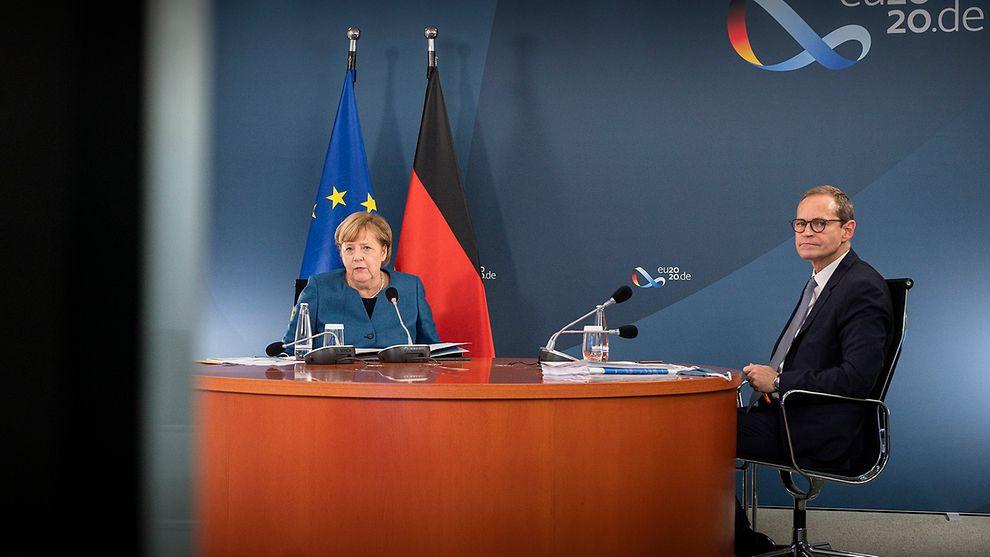 德国将收紧防疫措施 百亿欧元补贴小企业