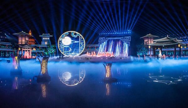 一眼千年:那些中秋晚会上的中国元素图片