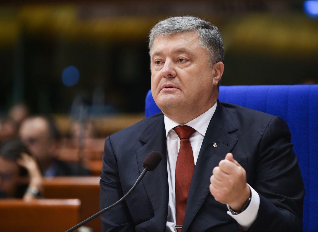 乌克兰前总统波罗申科已入院治疗新冠肺炎