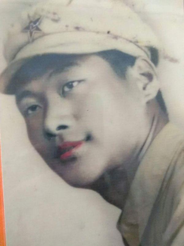 """志愿军文化教员王福春:战场上,无数次被我的""""学生们""""感动图片"""
