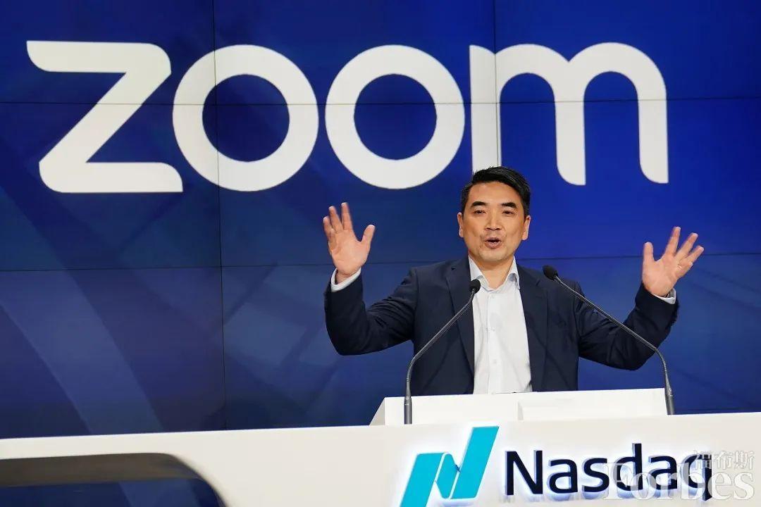 Zoom市值超过埃克森美孚,创始人袁征身家几乎3个月内翻一番