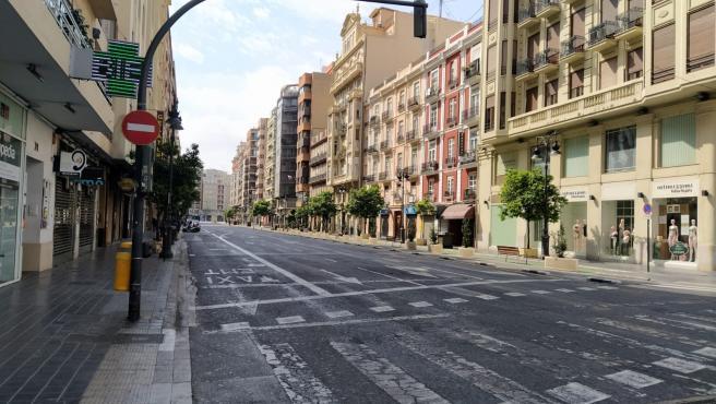西班牙瓦伦西亚大区宣布采取封锁边界措施