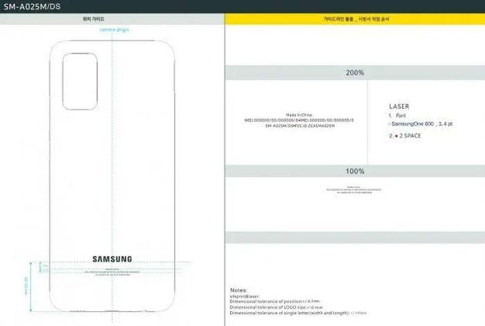 [图]三星Galaxy A02s通过FCC认证:3GB内存+5000mAh大电池