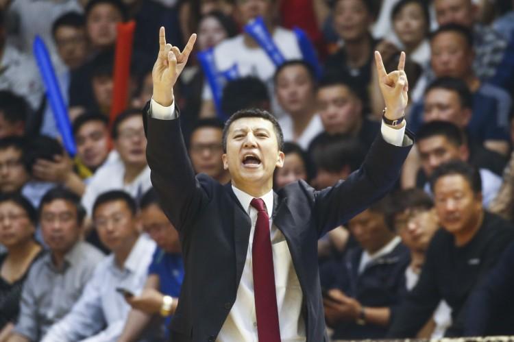 郭士强:不在乎所执教球队名次的好坏 球员执行力非常强