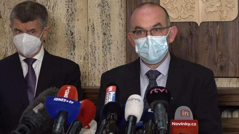 捷克总统任命扬-布拉特尼为新卫生部长