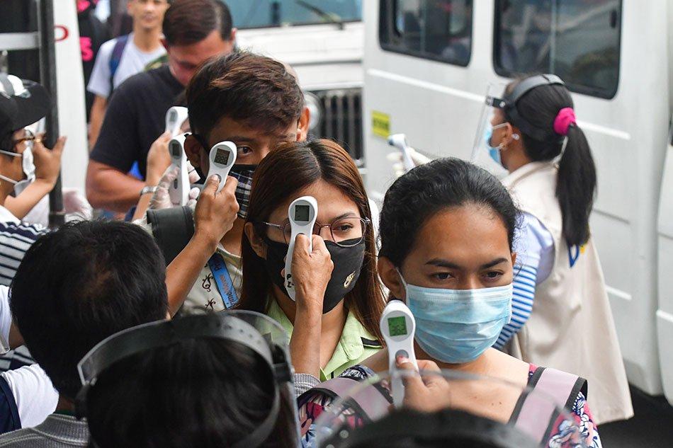 菲律宾新增2006例新冠肺炎确诊病例 累计达378933例